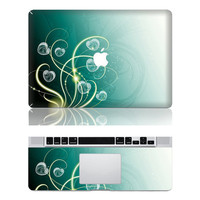 Magical Leaves -- Macbook Cover Protector Decal  Laptop Art  Sticker Skin for Apple Macbook Pro/ Macbook Air