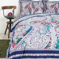 UrbanOutfitters.com &gt; Bohemian Scarf Duvet Cover