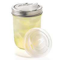 Cuppow Mason Jar Sippin Lid