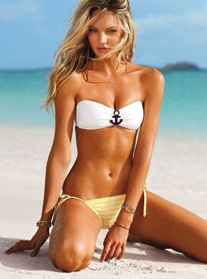 Nautical Bandeau Top - Beach Sexy - Victoria&#x27;s Secret