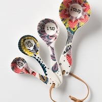Pop-Print Measuring Spoons