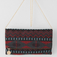 Marquette Tapestry Foldover Clutch
