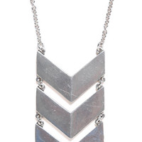 The 2 Bandits Garden Route Tie Necklace at PacSun.com