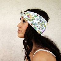 Love What&#x27;s Missing | Painted Mums Hair Scarf | Online Store Powered by Storenvy
