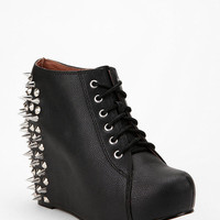 Jeffrey Campbell X UO Spiked 99 Tie Wedge