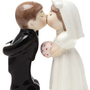 Wedding Salt and Pepper Set | Salt and Pepper Shakers | RetroPlanet.com