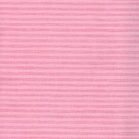 Pink Bunny Stripe Fabric By Bunnies.. on Luulla