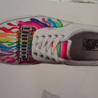 Crayon Melting Vans MADE TO ORDER