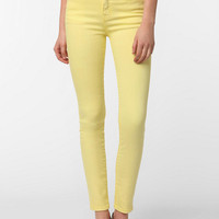 BDG Cigarette High-Rise Jean - Yellow