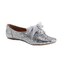 Womens Not Rated Boogie Nights Casual Shoe, Silver, at Journeys Shoes