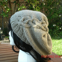 Hand Knit - Create Your Own 2 Piece Set - Hat - Scarf - Mitten - Fall Accessories, Winter Accessories