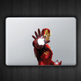 "Iron Man Blast 13"" Macbook Decal Macbook Sticker Air Pro Vinyl Decal Sticker Skin for Apple Laptop"