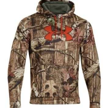 Under Armour Camo Big Logo Hoodie | DICK'S Sporting Goods