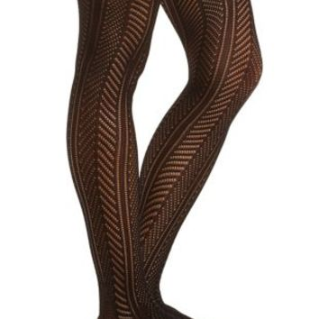 Pointelle Tights by Charlotte Russe