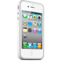 Amazon.com: White iPhone 4 Bumper Case , Apple iPhone 4 White Case: Everything Else