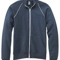 Mens La Brea Jacket | Buy Wholesale cotton Mens La Brea Piped Jacket