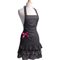 Women's Marilyn Apron in Sugar n' Spice - Flirty Aprons