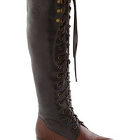 Chocolate Craving Boot | Mod Retro Vintage Boots | ModCloth.com