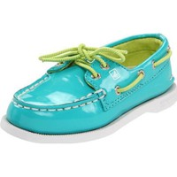 Sperry Top-Sider Kid's A/O Loafer (Toddler/Little Kid/Big Kid) - designer shoes, handbags, jewelry, watches, and fashion accessories | endless.com