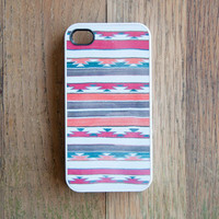Tribal iPhone 4 Case New iPhone 4 & iPhone 4s Southwestern Aztec