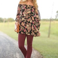 Visions Of You Tunic
