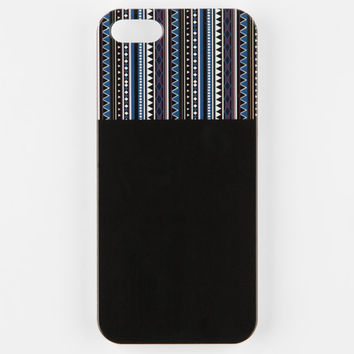Aztec Colorblock Iphone 55S Case Black Combo One Size For