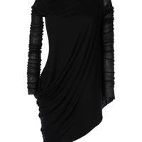 Rick Owens Lilies Long Sleeve t Shirt - Rick Owens Lilies Tops Tees Women - thecorner.com