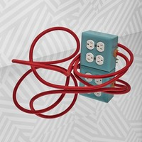 Conway Electric 'Exto + 4' Extension Cord | Nordstrom