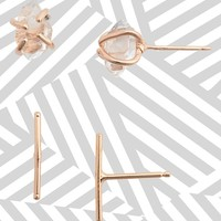 Baleen 'Sticks & Stone' Stud Earrings | Nordstrom