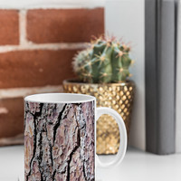 Lisa Argyropoulos Rugged Bark Coffee Mug - 12 oz