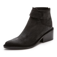 Shale Envelope Booties