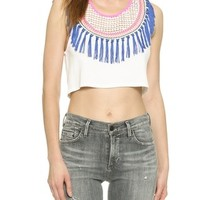AM to PM Crop Top