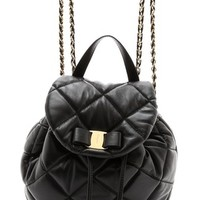 Giuliette Quilted Backpack