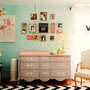 Vivien's Happily Nostalgic Nursery Nursery Tour | Apartment Therapy Ohdeedoh