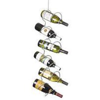 spiral wine holder - a modern, contemporary kitchen accessory from chiasso