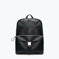 BUCKLED BACKPACK Pictures