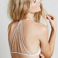 Mikoh Swimwear Strappy Racer Back Swim Top at Free People Clothing Boutique