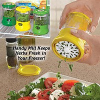 Fresh Herb Mill @ Fresh Finds