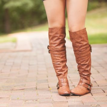 Up to the Knees Riding Boots CLEARANCE