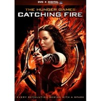 The Hunger Games: Catching Fire (DVD) (Digital Copy) 2013