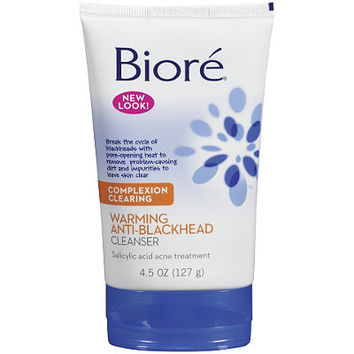 Complexion Clearing Warming Anti-Blackhead Cleanser