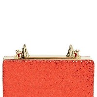 kate spade new york 'place your bets - ravi' box clutch | Nordstrom