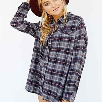 BDG Obie Flannel Button-Down Shirt - Urban Outfitters