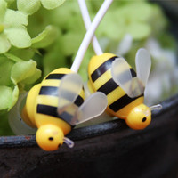 Honey Bee Earbuds