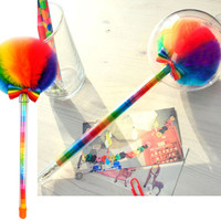 RAINBOW BRITE - LOLLYPOP PEN