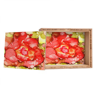 Rosie Brown Kiss From A Rose Jewelry Box
