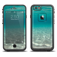 The Under The Sea Scenery Skin Set for the Apple iPhone 6 LifeProof Fre Case