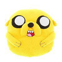 Adventure Time Jake 14&quot; Cuddle Plush
