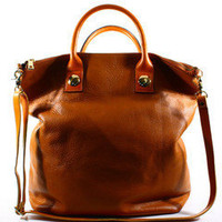 Pigeonhole Julie Leather Tote