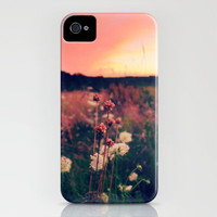 A Walk at Dusk iPhone Case by Caleb Troy | Society6
